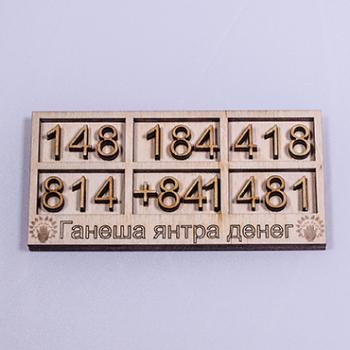 Символ Ганеша: янтра денег