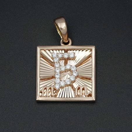 Талисман №11 с алмазной огранкой