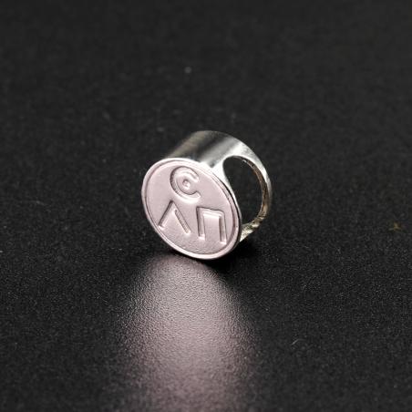 Серебро символ-подвеска №1
