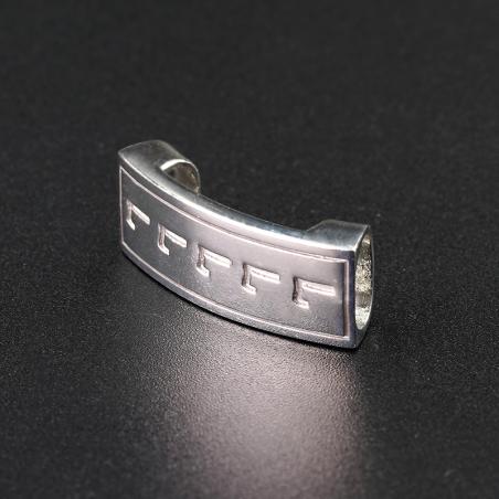 Серебро символ-подвеска №7