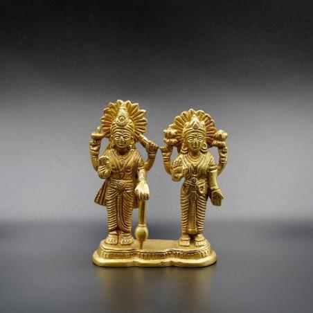 Фигура двойная- Деньги.  Ритуальная статуэтка- для преумножения финансового благополучия.