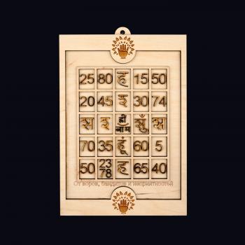 Символ, создающий защиту от воров, бандитов и неприятностей