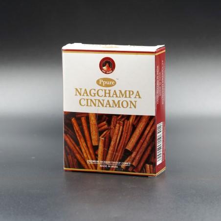 Конусы nagchampa cinnamon