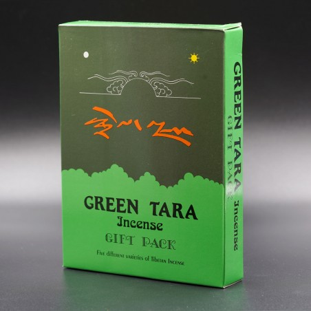 Конусы Green Tara incense