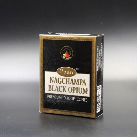 Конусы NAGCHAMPA BLACK OPIUM