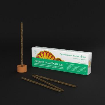 Палочки ароматические травяные Защита от любого зла